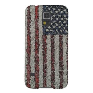 米国旗の箱Gaaxy S5 Galaxy S5 ケース