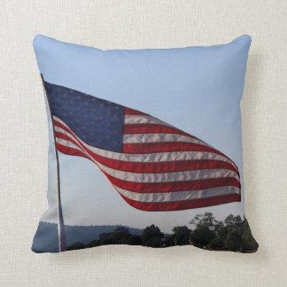 米国旗の装飾用クッション クッション
