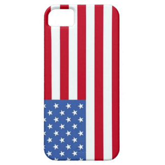 米国旗の電話箱 iPhone SE/5/5s ケース