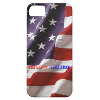 米国旗のiPhoneの5/5S場合 iPhone SE/5/5s ケース