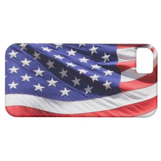 米国旗のiPhone 5の場合 iPhone SE/5/5s ケース