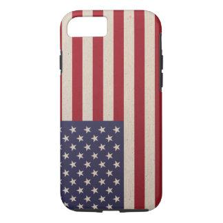 米国旗のiPhone 7の場合 iPhone 8/7ケース