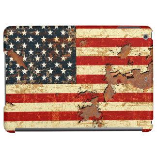 米国旗は錆つきました