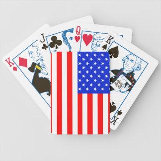米国旗米国愛国心が強い7月4日の独立 バイスクルトランプ