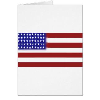 米国旗1 カード