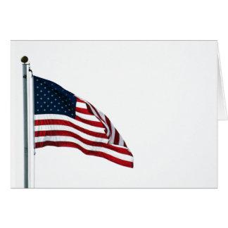 米国旗2371のカード カード