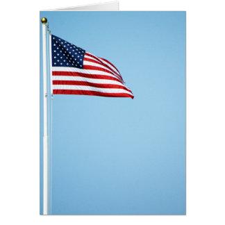 米国旗2412のカード カード