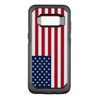 米国旗 オッターボックスコミューターSamsung GALAXY S8 ケース