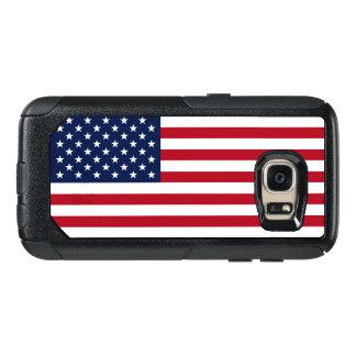 米国旗 オッターボックスSamsung GALAXY S7ケース