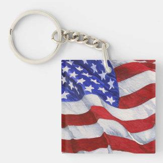 米国旗-キーホルダー キーホルダー