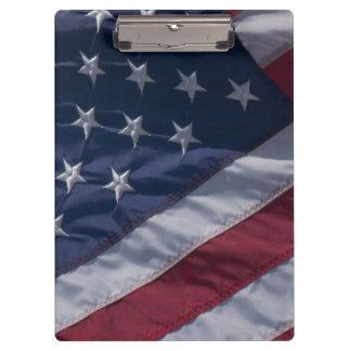 米国旗 クリップボード