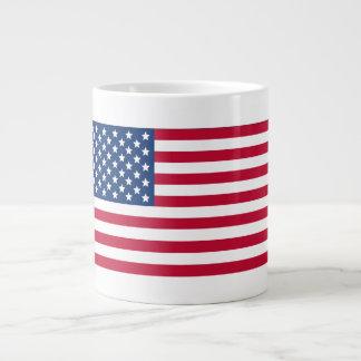 米国旗 ジャンボコーヒーマグカップ