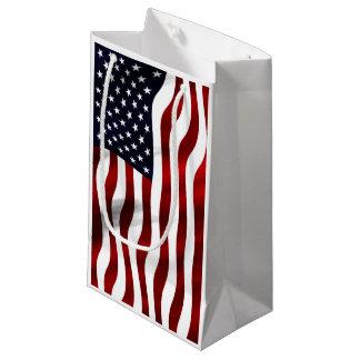 米国旗 スモールペーパーバッグ