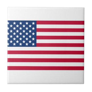 米国旗 タイル