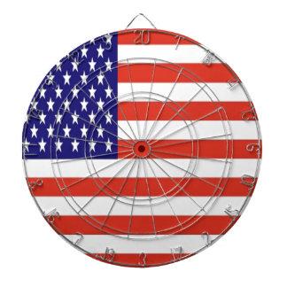 米国旗 ダーツボード