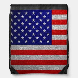 米国旗 ナップサック