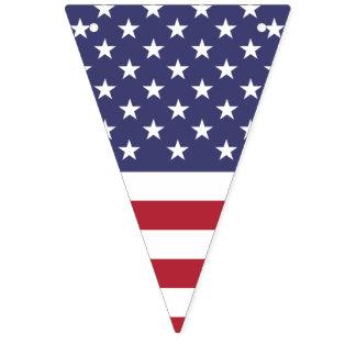 米国旗! バンティングフラッグ