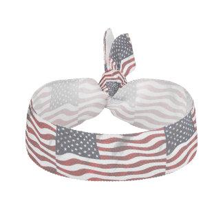 米国旗 ヘアタイ