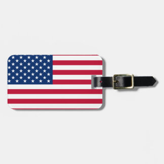 米国旗 ラゲッジタグ