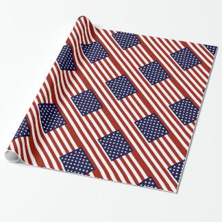 米国旗 ラッピングペーパー