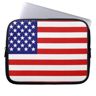 米国旗 ラップトップスリーブ