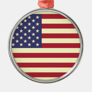 米国旗-星条旗 メタルオーナメント