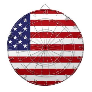 米国旗-星条旗-古い栄光 ダーツボード