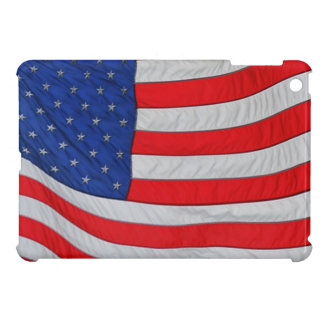 米国旗-米国の星条旗 iPad MINI CASE