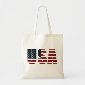 米国旗-米国 トートバッグ