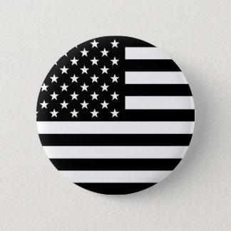 米国旗 缶バッジ