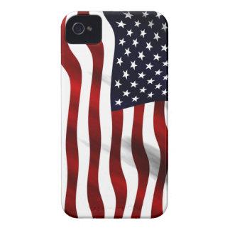 米国旗 Case-Mate iPhone 4 ケース