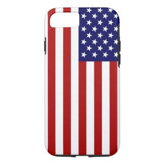 米国旗 iPhone 8/7ケース