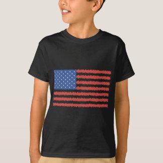米国旗 Tシャツ