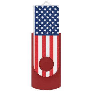 米国旗- USBのフラッシュドライブ USBフラッシュドライブ