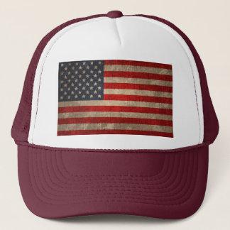 米国旗- xdist キャップ