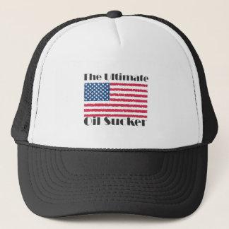 米国最終的な油の吸盤の帽子 キャップ