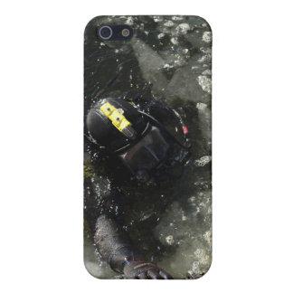 米国海軍ダイバー iPhone SE/5/5sケース