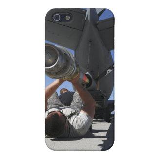 米国空軍パイロットはKC-13のブームを持ち上げます iPhone SE/5/5sケース