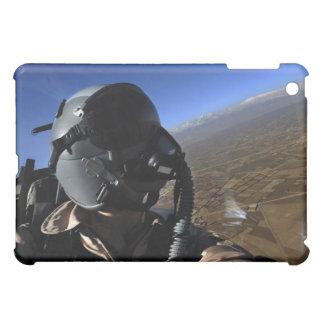 米国空軍空中戦のカメラマン iPad MINIケース