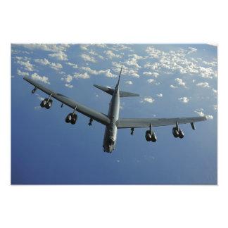 米国空軍B-52 Stratofortress フォトプリント