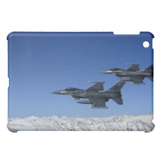 米国空軍F-16の戦いの《鳥》ハヤブサ iPad MINI CASE