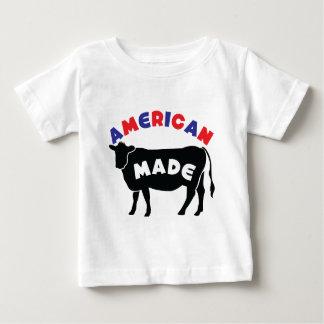 米国製のビーフ ベビーTシャツ