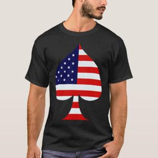 米国踏鋤 Tシャツ
