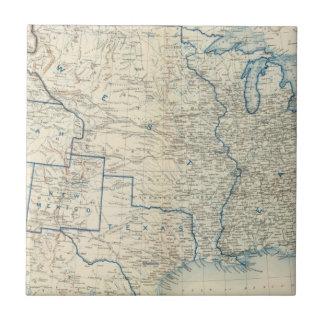 米国1860年12月 タイル