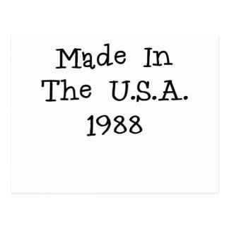 米国1988.pngで作られる ポストカード