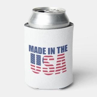 米国7月4日の飲料のクーラーボックスで作られる 缶クーラー