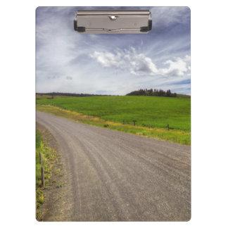米国、アイダホ、Idaho郡のCanola分野 クリップボード