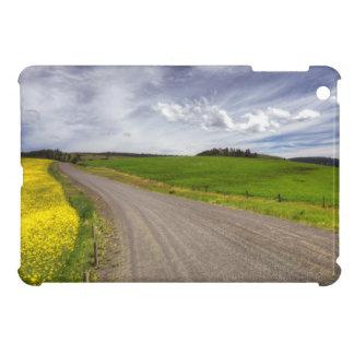 米国、アイダホ、Idaho郡のCanola分野 iPad Mini カバー