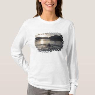 米国、アラスカのグレーシャー入江の国立公園、 Tシャツ