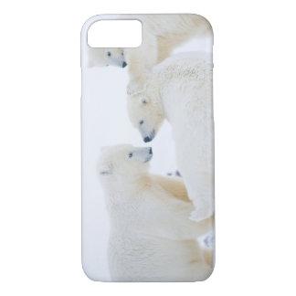 米国、アラスカの1002北極の海岸平野 iPhone 8/7ケース